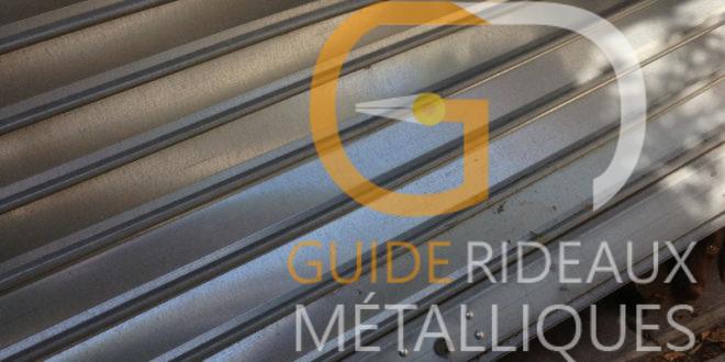 Comment Reparer Un Rideau Metallique En Panne A Paris