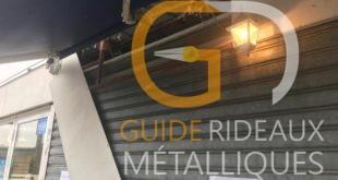 Remplacer un Rideaux métalliques à Paris (75)
